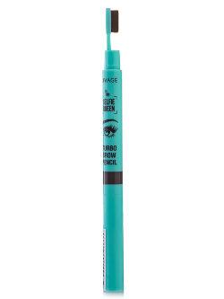 Карандаш для бровей Divage Selfie Queen Turbo Brow Pencil