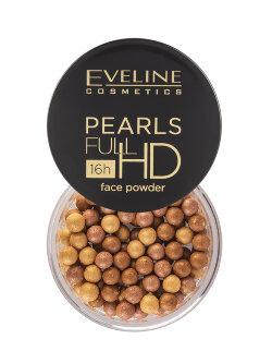 Пудра для лица Eveline Full HD Pearls Face Powder