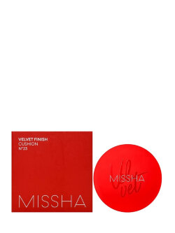 Кушон для лица Missha Velvet Finish Cushion