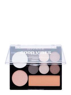 Палетка для макияжа Divage Good Vibes Only Multifunctional Palette