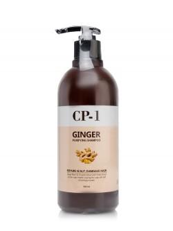 Шампунь для волос Esthetic House CP-1 Ginger Purifying Shampoo