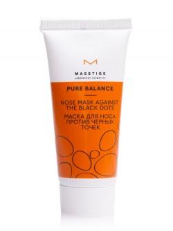 Маска для носа Masstige Pure Balance Nose Mask Against The Black Dots