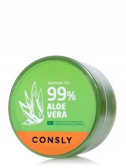 Гель для лица и тела Consly 99% Aloe Vera Soothing Gel