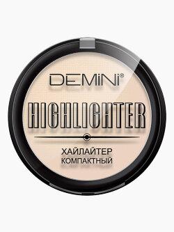 Хайлайтер для лица Demini Compact Highlighter