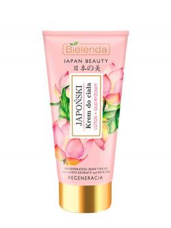 Крем для тела Bielenda Japan Beauty Японский Экстракт лотоса и рисовое масло