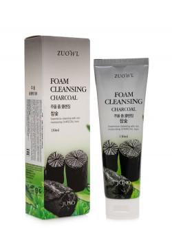 Пенка для умывания Juno Zuowl Charcoal Foam Cleansing