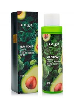 Тонер для лица Bioaqua Niacinome Avocado Toner