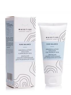 Эмульсия для лица Masstige Pure Balance Seboregulatory Emulsion For Problem Skin