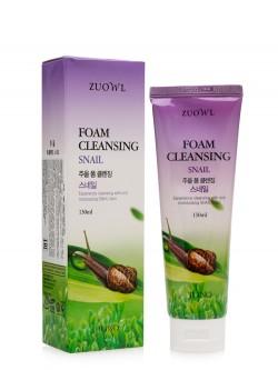 Пенка для умывания Juno Zuowl Snail Foam Cleansing