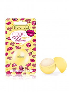 "Bielenda Magic Egg ""Vanilla Raspberry"""