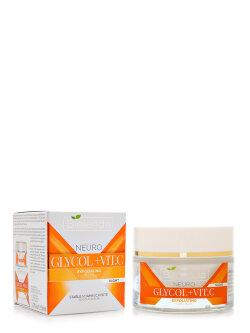 Крем для лица Bielenda Neuro Glycol+Vit.C Exfoliating Face Cream Night