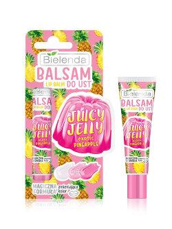 Бальзам для губ Bielenda Juicy Jelly Exotic Pineapple