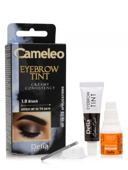 Краска для бровей Delia Cameleo Eyebrow Tint Creamy Consistency