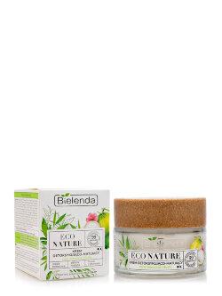 Крем для лица Bielenda Eco Nature Detoxifying & Mattifying Face Cream