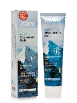Зубная паста Aekyung Dental Clinic 2080 Pure Crystal Mountain Salt Fresh Mint