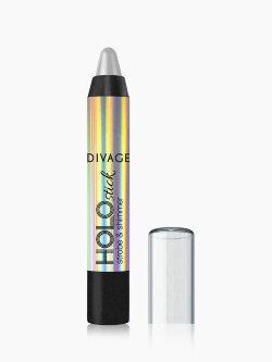 Хайлайтер для лица Divage Holo Stick Strobe & Shimmer