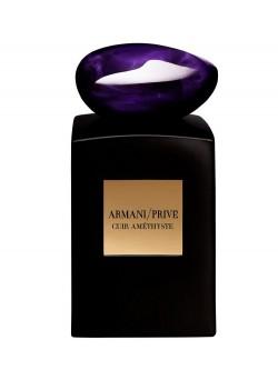 Armani Prive Cuir Amethyste