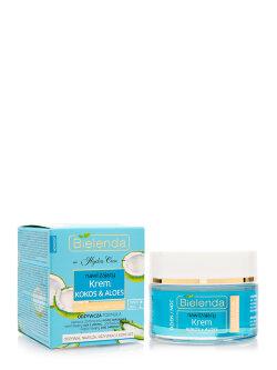 Крем для лица Beilenda Hydra Care Moisturizing Cream Coconut & Aloe