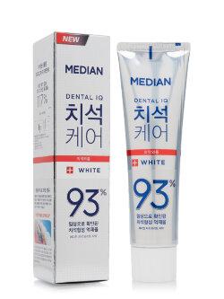 Зубная паста Median Dental IQ Toothpaste White