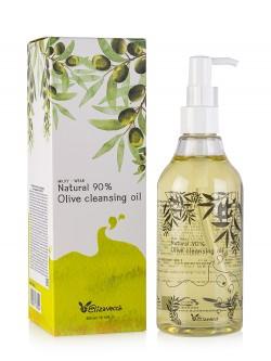 Масло для умывания Elizavecca Natural 90% Olive Cleansing Oil