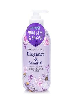 Гель для душа Aekyung KeraSys Elegance & Sensual