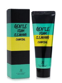 Пенка для умывания J:on Gentle Foam Cleansing Charcoal