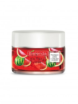 Bielenda Juicy Jelly Mask Маска для лица с арбузом и алоэ