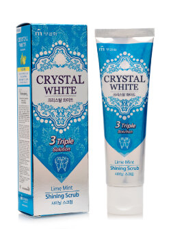 Зубная паста Mukunghwa Crystal White Lime Mint Toothpaste