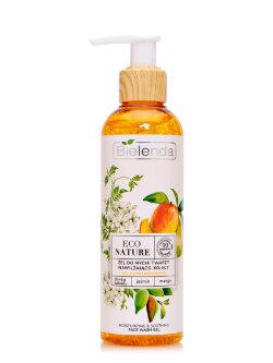 Гель для умывания Bielenda Eco Nature Moisturizing & Soothing Face Wash Gel