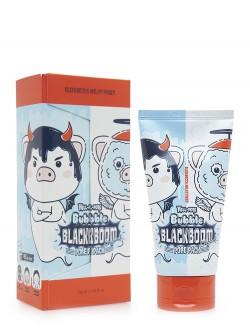 Маска для лица Elizavecca Hell-Pore Bubble Black Boom Pore Pack