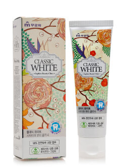 Зубная паста Mukunghwa Classic White Saphire Beauty Clinic Toothpaste