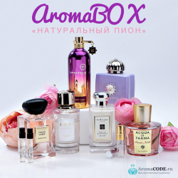 Aroma-box «Натуральный пион»