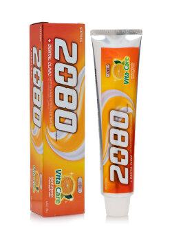 Зубная паста Aekyung Dental Clinic 2080 Vita Care Multi-Vitamin Greenapple Mint