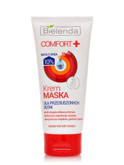 Крем-маска для рук Bielenda Comfort+ Cream For Dry Hands