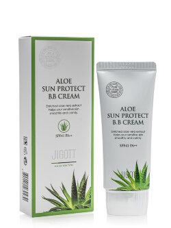 Тональный BB Крем Jigott Aloe Sun Protect BB Cream SPF 41 PA++