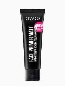 Основа под макияж Divage Face Primer Matt
