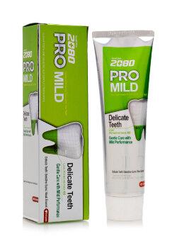 Зубная паста Aekyung Dental Clinic 2080 Pro Mild Toothpaste