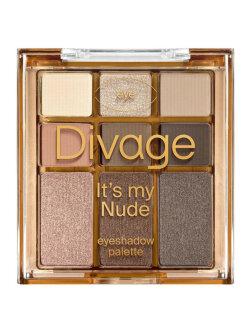 Тени для век Divage It`s My Nude Eyeshadow Palette