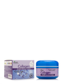 Крем для лица Ekel Ample Intensive Cream Collagen