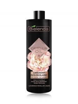 Мицеллярная вода Bielenda Camellia Oil