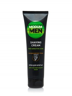 Крем для бритья Modum For Men For Sensitive Skin