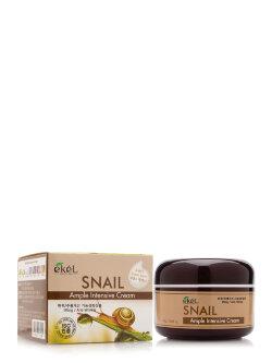 Крем для лица Ekel Ample Intensive Cream Snail