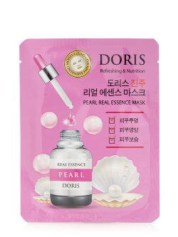 Маска для лица Jigott Doris Pearl Real Essence Mask