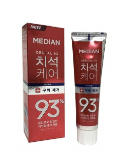 Зубная паста Median Dental IQ Toothpaste Remove Bad Breath