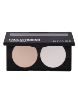 Палетка для макияжа Divage Face Strobing