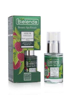 Сыворотка для лица Bielenda Botanic Spa Rituals Масло из семян малины и мелиса