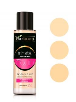 Тональный крем Bielenda #Insta Make-Up Skin Liquid