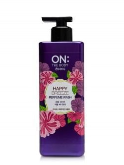 Гель для душа On:The Body Happy Breeze Perfume Wash