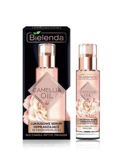 Омолаживающая сыворотка Bielenda Camellia Oil