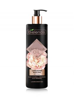 Молочко для тела Bielenda Camellia Oil